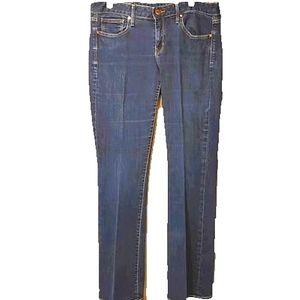 Gap 1969 Curvy low rise flare ladies jeans